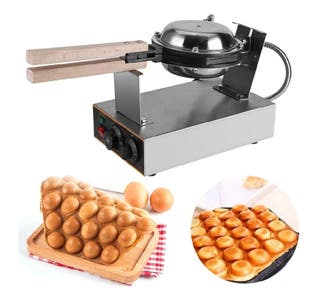 maquina waffle, gofres, panqueque, baubles