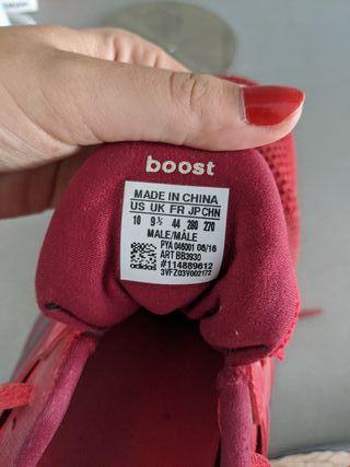 zapatillas correr Adidas