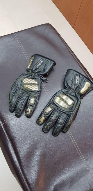 guantes de moto Kevlar