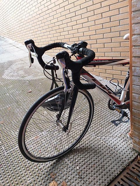 Bicicleta de carretera infantil para triatlon