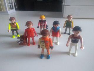 Playmobil muñecos