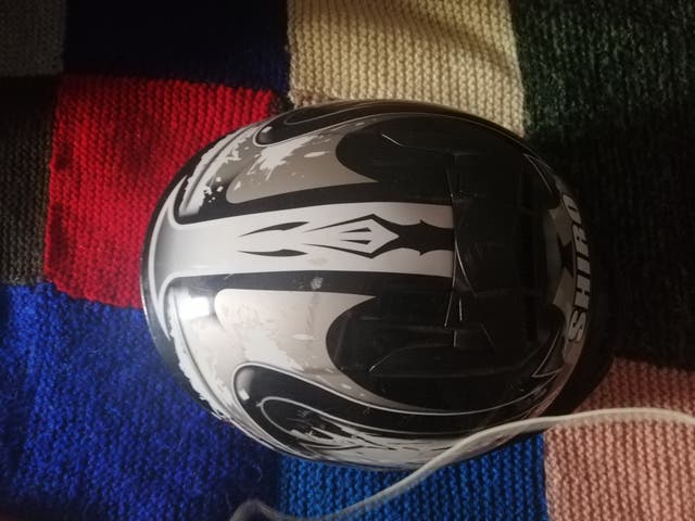 casco Shiro integral