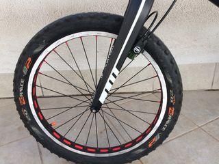 Bicicleta bike trial