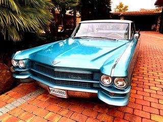 Cadillac Deville coupe de 1963