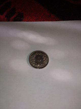 Moneda de Suiza