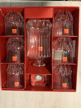 Set whisky 7 piezas