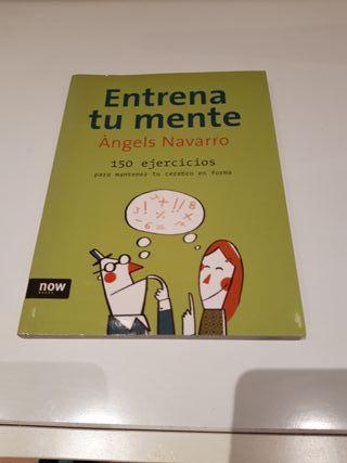 libro Entrena tu mente