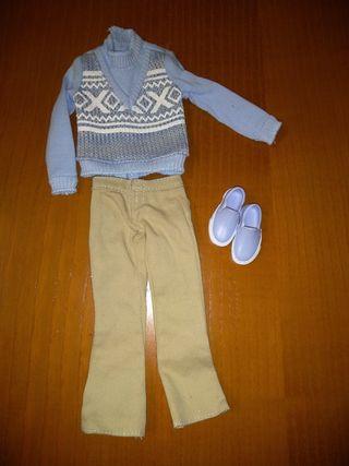 Ropa muñeco Ken
