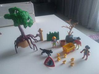 Playmobil muñecos y accesorios