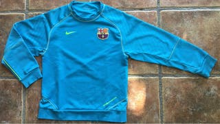Sudadera Nike FC Barcelona, talla 12 años