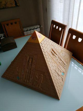 Pirámide de Egipto Playmobil
