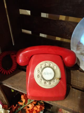 Teléfono auténtico telefonica