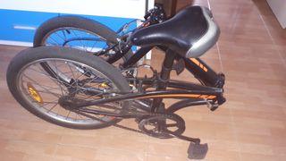 Bicicleta plegable ps20 b-pro