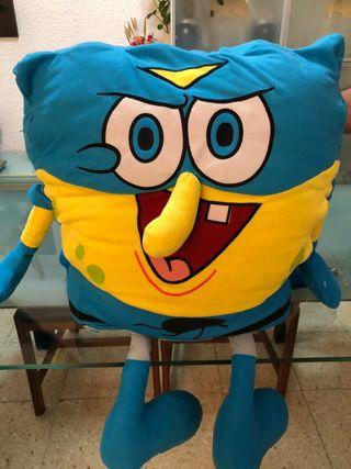 muñeco/peluche Bob Esponja tamaño Grande.