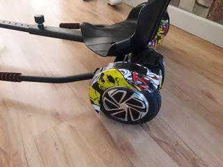 Hoverboard + silla