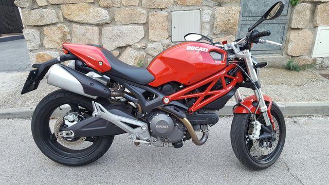 Ducati Monster 696+ ABS 2014