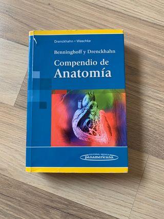 Compendio de Anatomía - Libro