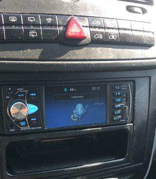 Radio caset de coche(manos libre etc..)