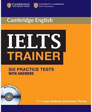 Libro IELTS Trainer Six Practice Tests