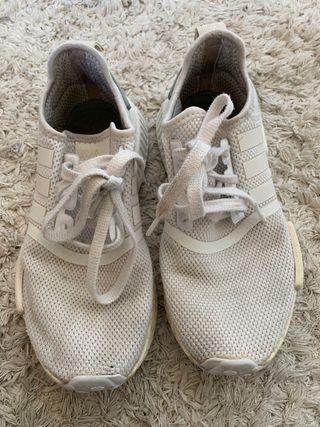 Adidas NMDs White