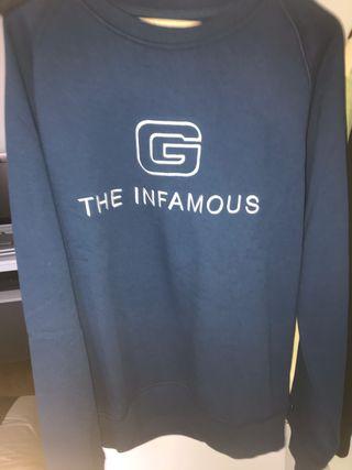SUDADERA GRIMEY G-SKILLS INFAMOUS
