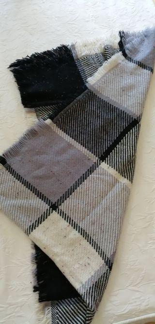 bufanda grande