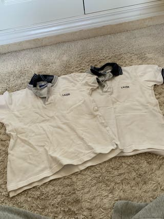 Laude summer polo shirt