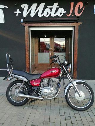 yamaha sr 250 cc especial