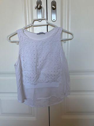 Zara short sleeve tops