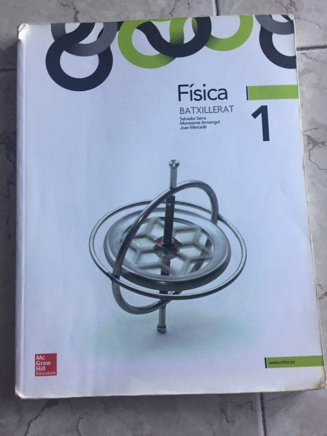 Libro física 1ro de baxillerato