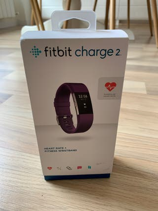 Fitbit Charge 2 - Morado