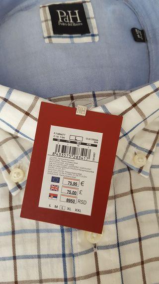 Camisa Pedro del Hierro Talla L