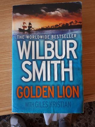 Libro en inglés: Wilbur Smith