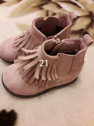 zapatos niña 21-22