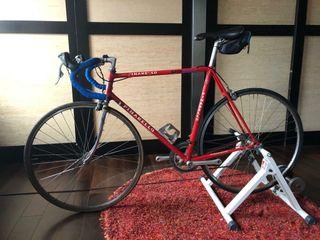 Bicicleta Pinarello clásica