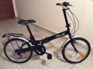 Bici plegable Folding Park 20