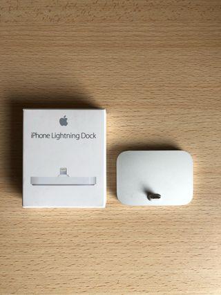 Base Dock para iPhone