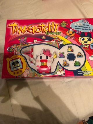 Juego tamagotchi el juego