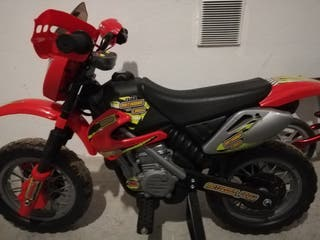 moto eléctrica Feber