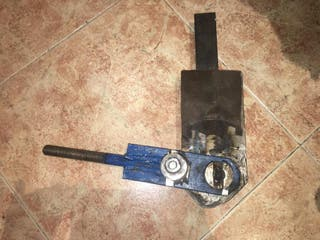 Plegadora manual