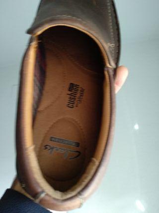 zapatos clarks