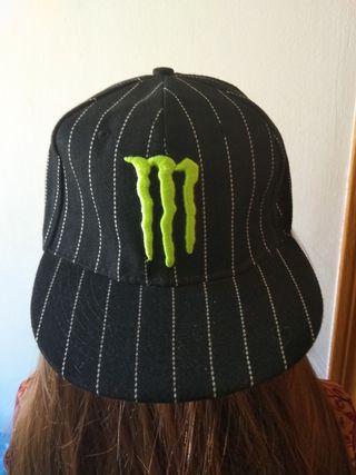 Gorra de la bebida energética Monster