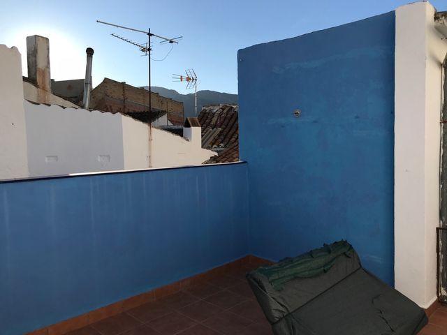 Casa de pueblo en la sierra malagueña (Carratraca, Málaga)