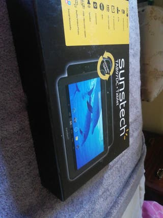 Tablet sunstech. TAB97DC
