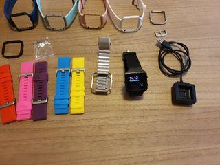 Reloj Fitbit Blaze con accesorios