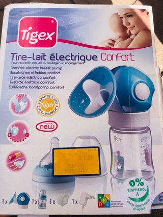 Sacaleches eléctrico marca TIGEX