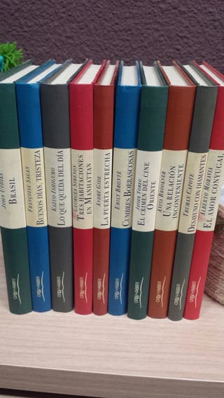 Libros varios escritores