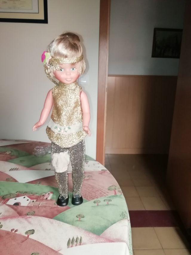 muñeca Nancy old star