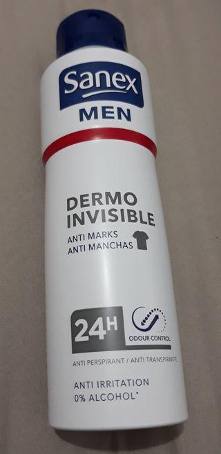 Desodorantes SANEX nuevos