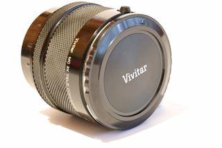 Duplicador VIVITAR MC para PENTAX 67